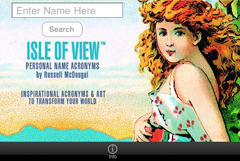 Isle of View iPhone Application